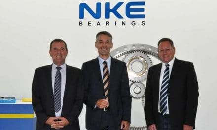 NKE: 20 ­years successful in bearings industry