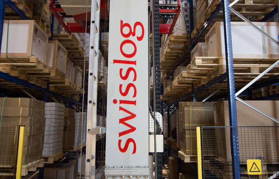Swisslog Warehouse & Distribution Solutions on a growth path