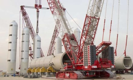 Integrated Logistics expands fleet with Addition of Demag and Terex cranes