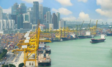 Outdoor safety brakes prove their worth in the travel and hoist drives of harbor cranes