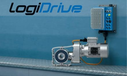 NORD DRIVESYSTEMS LogiDrive – standardized drive units