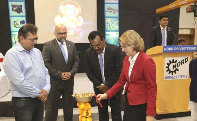 Nord Drivesystems expands its facility in India