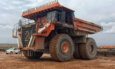 LONG-TERM SERVICE CONTRACT FOR MTU ENGINES AT LUMWANA MINE IN ZAMBIA