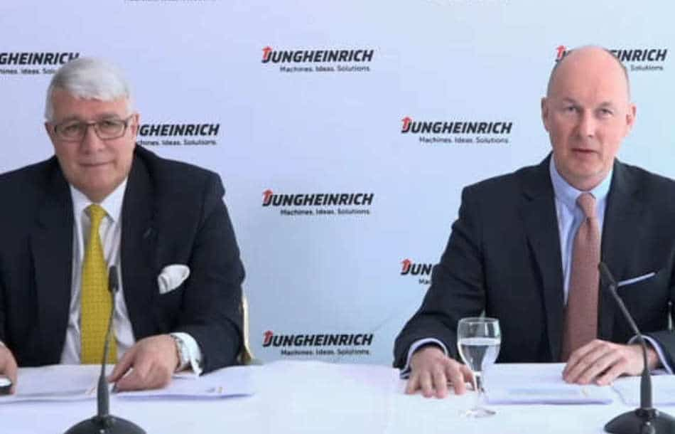 Jungheinrich: Strong growth – forecast fully met