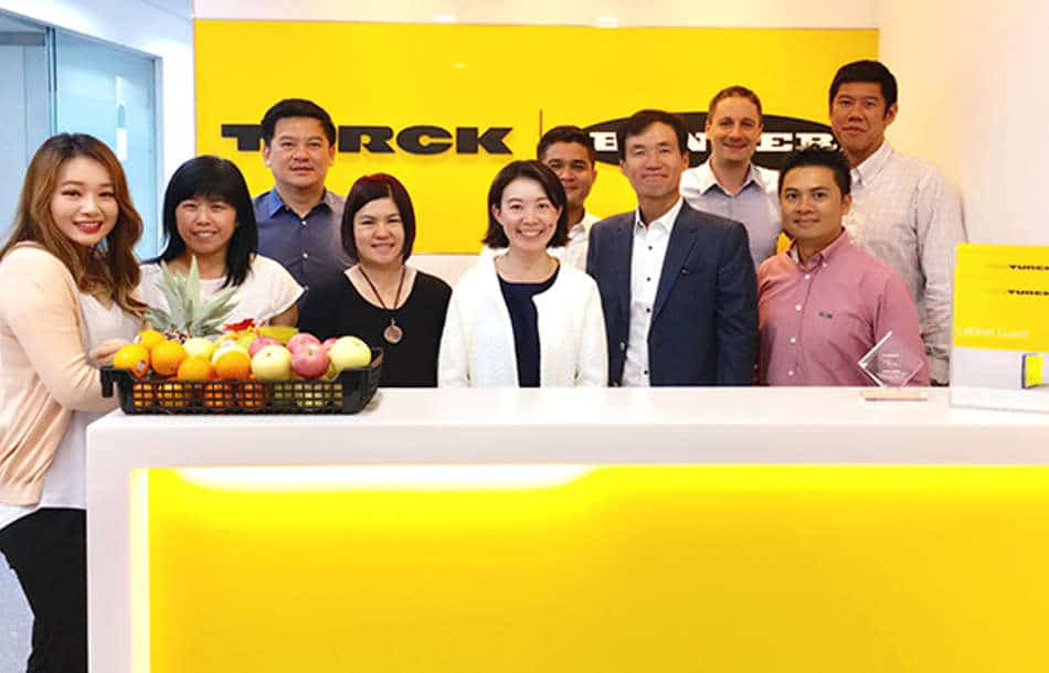 Turck and Banner create Joint Venture in Asia