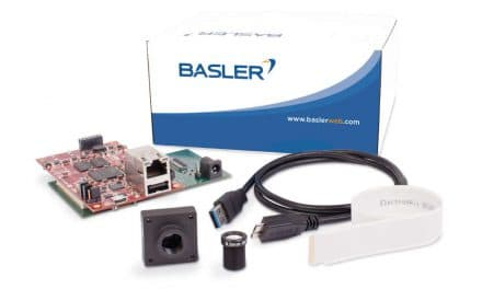 Basler development kit for embedded vision applications