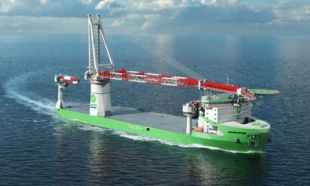 Liebherr Offshore Cranes Accessing New Markets