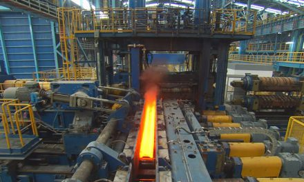 Robust drive technology for steel mill in Bahrain