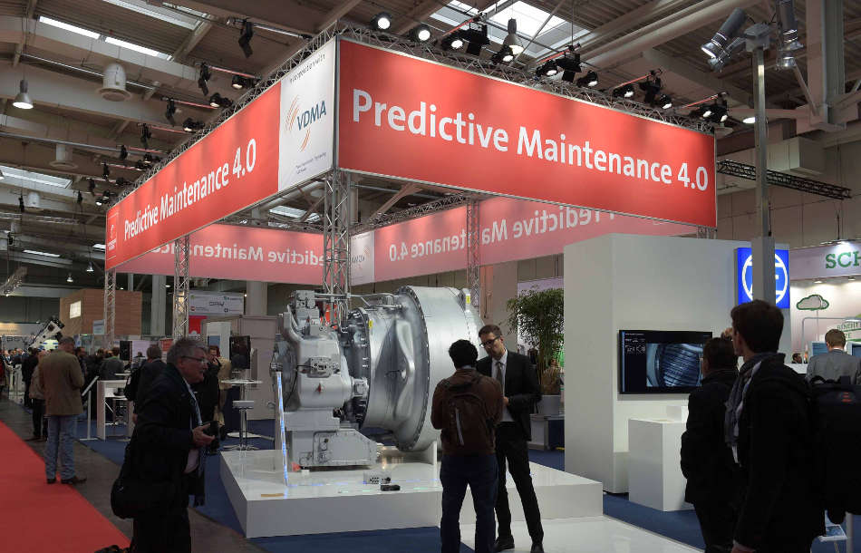 MDA showcases digitalization with predictive maintenance applications