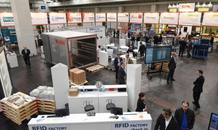 RFID Factory – Industry 4.0 at LIGNA
