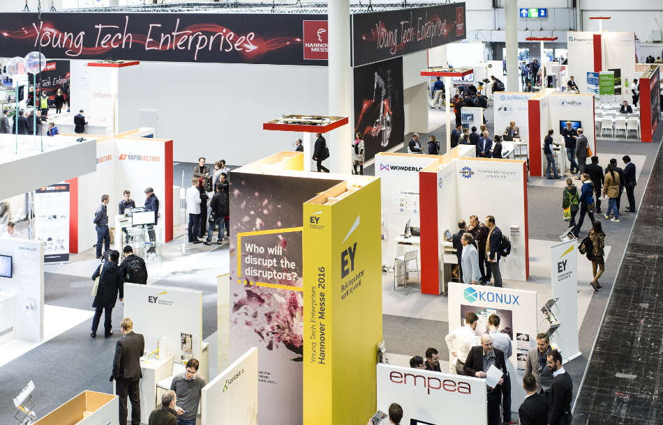 HANNOVER MESSE promotes innovation for industry