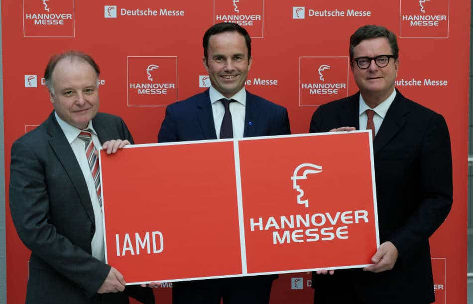 HANNOVER MESSE 2018: New flagship tradeshow Integrated Automation, Motion & Drives (IAMD)
