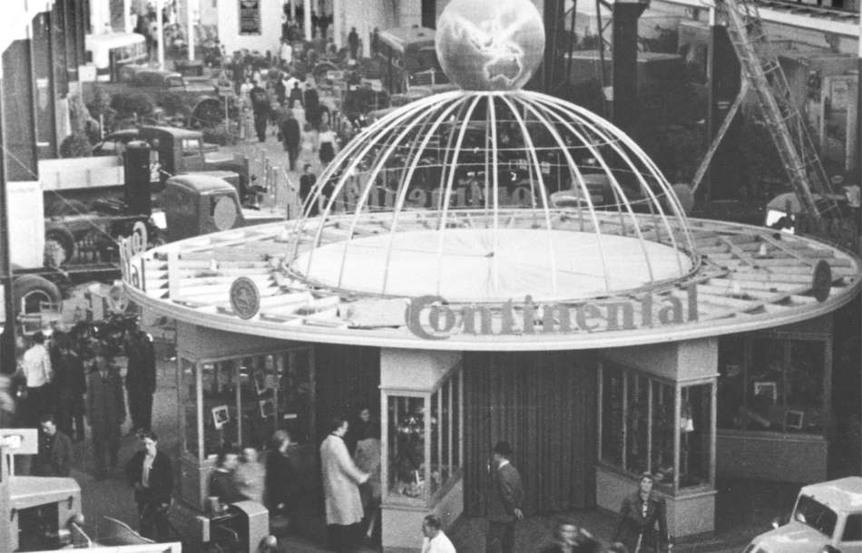 Continental has its finger on the pulse for 70 years