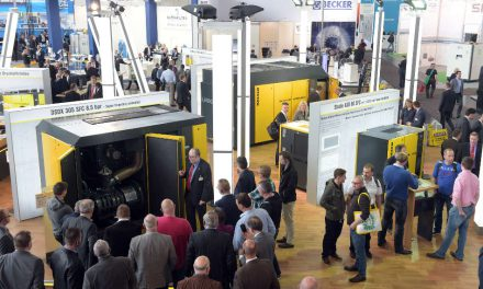 Energy efficiency at the top of the ComVac agenda