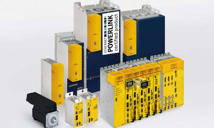 EPSG certifies Baumüller servo drives