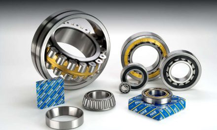 Standard and special bearings from NKE for demanding applications