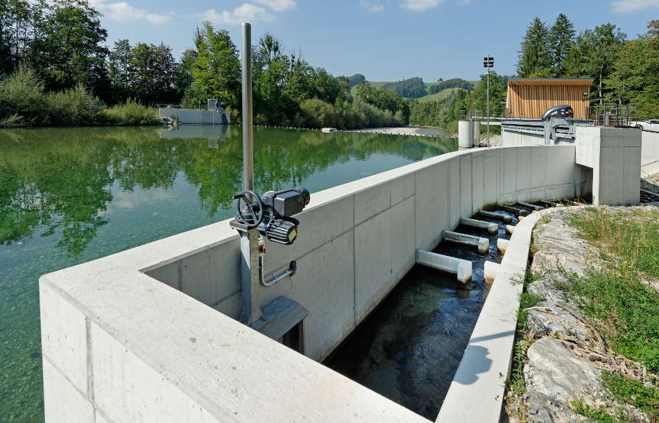 Swiss hydropower plant automated with Siemens technology