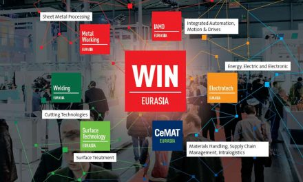 WIN EURASIA 2018 with its new face