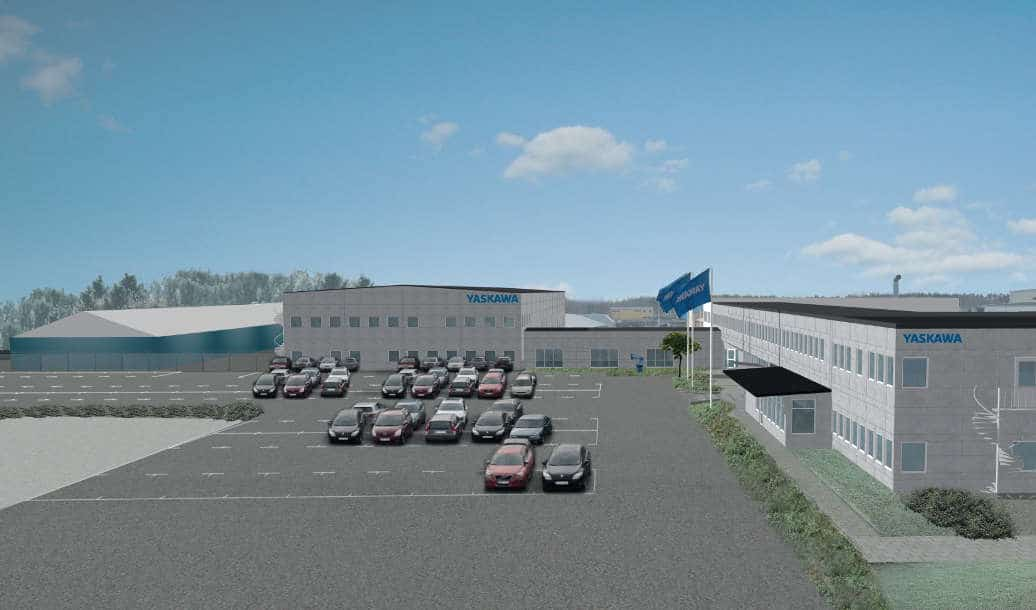Technology group Yaskawa continues to invest in Europe