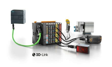 I/O-Link modules u-remote increases the performance of machinery and plants