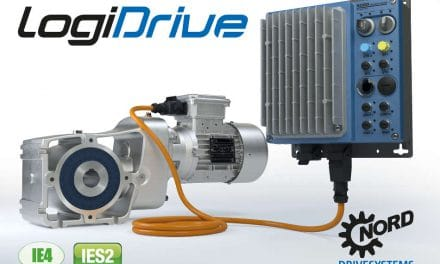 Efficient drive solutions with a small line-up of variants
