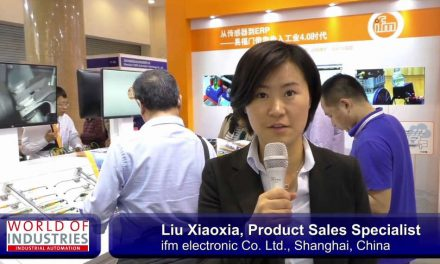 News from Industrial Automation Beijing 2017 – Part 1