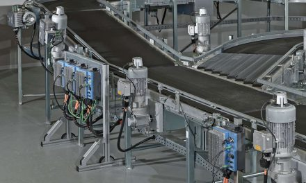 More powerful conveyor drives forthcoming
