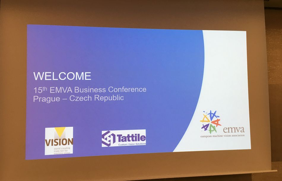 EMVA: Image processing experts met in Prague