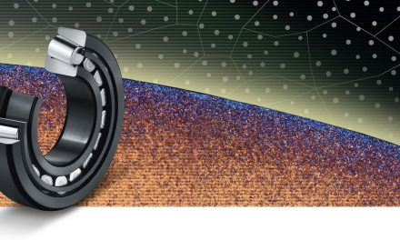 Rolling bearing material for particularly demanding applications