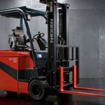 Nexen Lift Trucks use Penny & Giles rotary sensors