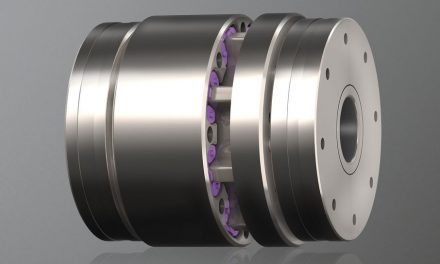 KTR developing a high-speed coupling