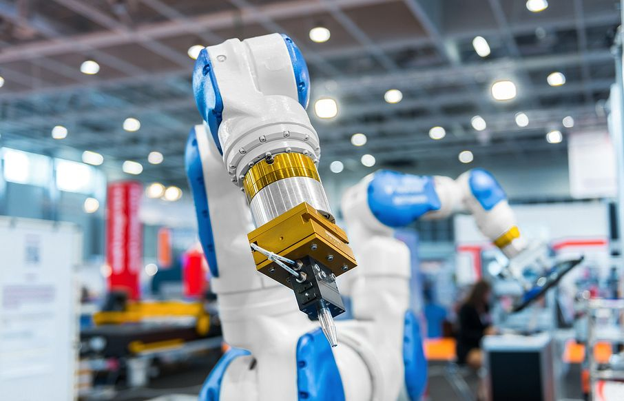 Robots: China breaks historic records in automation