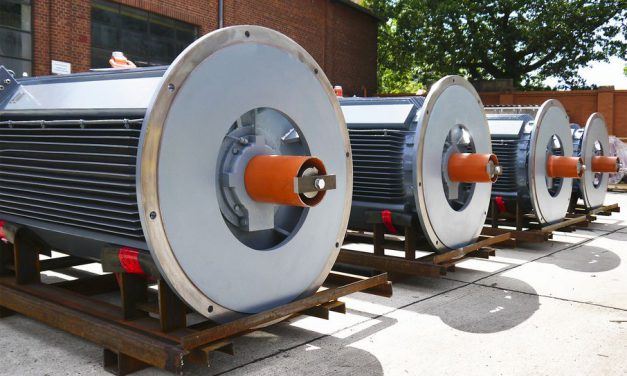 IP67 motors from Berlin defy wet conditions in Cairo pump station