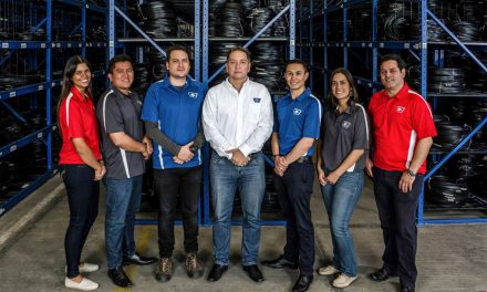Arntz Optibelt opens a new warehouse in Colombia