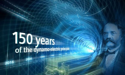 150 years Siemens's dynamo-electric principle