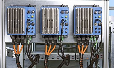 Drives with simplistic electronics for intralogistics systems
