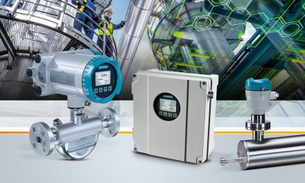 Siemens enhances digital Coriolis flow portfolio