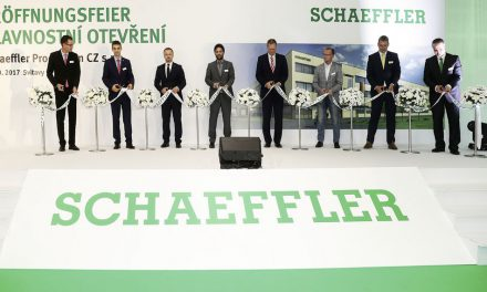 Schaeffler opens new plant in the Czech Republic