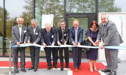 Endress+Hauser prepares for further growth in Belgium