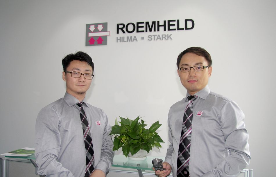 Roemheld expands in China