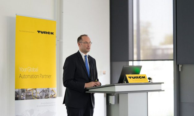 Turck will exceed the 600 million euro mark