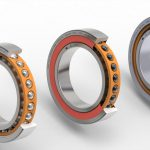 High-speed spindle bearings in X-life quality