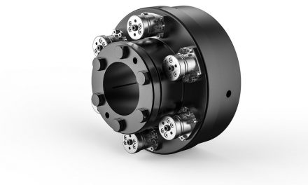 New midsize heavy duty safety couplings from R+W