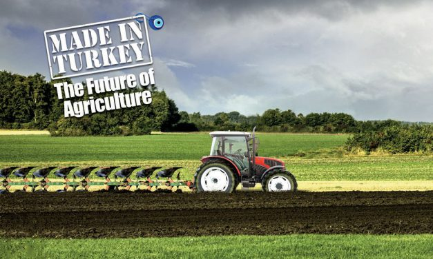 "Turkish Machinery Manufacturers at Agritechnica for a ""Green Future"""