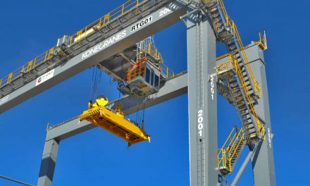 DP World Yarimca is upgrading two Konecranes RTGs to remote operation