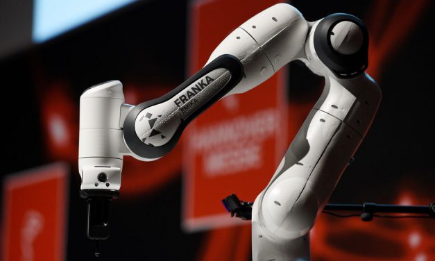 Concentrated robotics power at Hannover Messe 2018