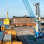 Konecranes Mobile Harbor Cranes for Surabaya