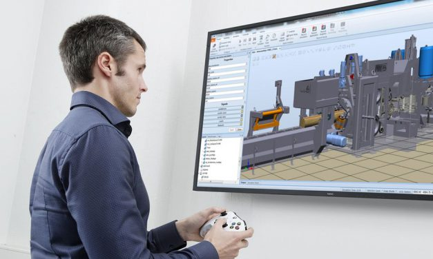 ABB reduces project costs through virtual commissioning for drives by 25%