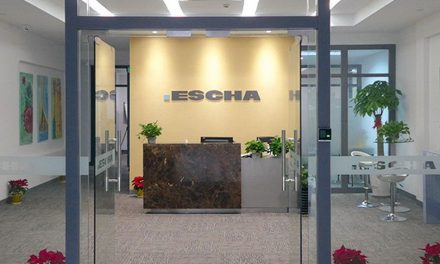 Escha: New company premises in Shanghai