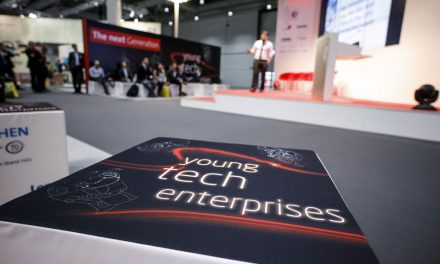 Hannover Messe: Young Tech Enterprises with two new areas